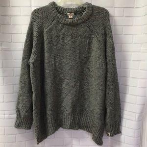 NWT Mossimo Gray Chunky Sweater sz XXL